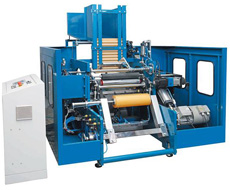 Three-shaft ( Single-shaft ) Automatic Stretch Film / Cling Film Rewinder (ACS-3S)